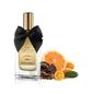 Sexshop - smaczny olejek do masażu - bijoux cosmetiques massage oil ciemna czekolada - online