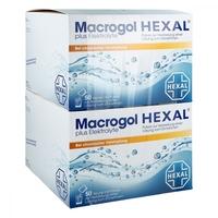 Macrogol hexal plus elektrolyte w proszku