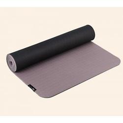 Mata do jogi yogimat pro kolor antracyt - ciemny beż 183 x 61 cm x 5 mm