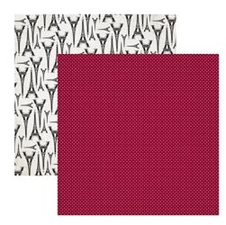 Papier 30,5x30,5 cm Getaway - Paris - 11