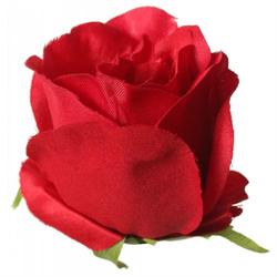 Róża wyrobowa 1 szt - czerwona - CZE