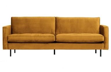 Be pure klasyczna sofa rodeo 2,5-osobowa ochry 800844-132