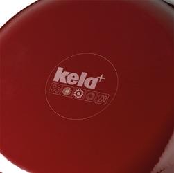 Brytfanna żeliwna, emaliowana, ze szklaną pokrywą calido kela 2,8 litra ke-11949