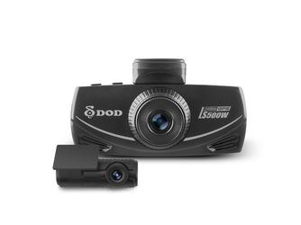 DOD Kamera samochodowa wideorejestrator 1080p Full HD LS500W       + tylna kamera