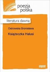 Książeczka halusi - bronisława ostrowska epub