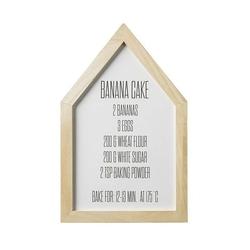 Obrazek domek banana cake bloomingville