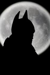Batman - pełnia księżyca - plakat