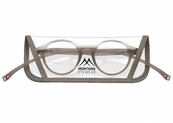 Okulary na magnes do czytania plusy damskie męskie mr60c