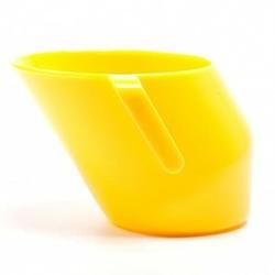 Doidy cup żółty - kubeczek ułatwiający picie