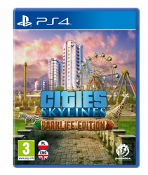 Koch gra ps4 cities skylines parklife edition