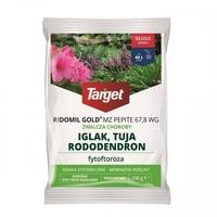 Ridomil gold mz pepite 67,8 wg – zwalcza choroby iglaków – 100 g target