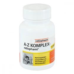 A-z komplex ratiopharm tabletki