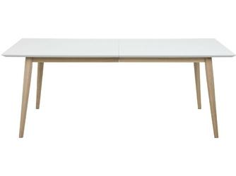 Stół centro i 200x100 biały drewniany