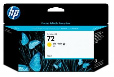 HP Inc. Tusz Nr 72 Żółty Fotograficzny 130ml C9373A