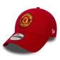 Czapka new era 9forty manchester united - 11213219 - czerwony