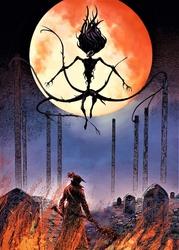 Bloodborne - the last hunt - plakat wymiar do wyboru: 40x50 cm
