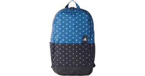 Plecak adidas classic graphic g3 medium s99863 m niebieski, czarny