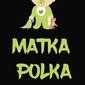 Matka polka, black - plakat wymiar do wyboru: 59,4x84,1 cm