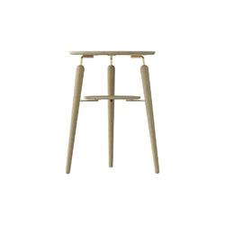 Umage  ::  stolik drewniany my spot wys. 59 cm