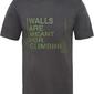 T-shirt męski the north face walls climbing t93s3s0c5