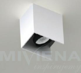Eris1 asym par16 gu10 biały