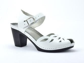 Sandały lemar 50089 bf. biały