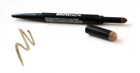 Maybelline brow satin duo pencil kredka do brwi dark blond