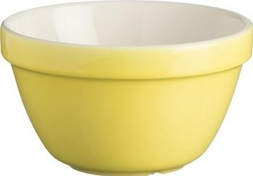 Misa kuchenna pudding basin color mix żółta