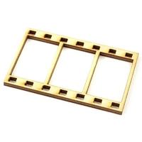 Klisza filmowa 7x4,5 cm