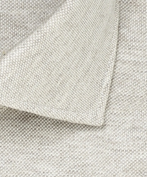 Elegancka beżowa koszula męska z dzianiny slim fit 39