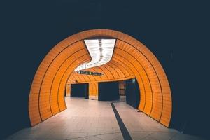 Fototapeta na ścianę nowoczesne metro fp 3909