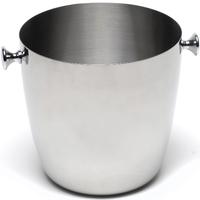 Wiaderko stalowe - cooler na butelkę szampana eternum e-2908