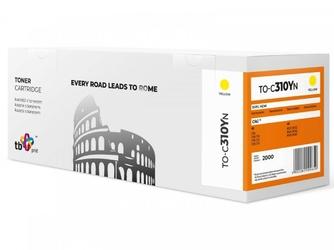 TB Print Toner do OKI C310 TO-C310YN żółty 100 nowy