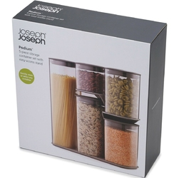 Pojemniki kuchenne do przechowywania produktów sypkich joseph joseph 81071