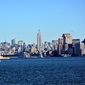 Fototapeta błękit wód nowego yorku fp 2105