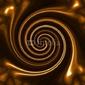 Obraz na płótnie canvas spiralny wir