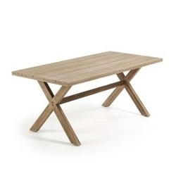 Drewniany stół ogrodowy diamond 90x190 cm