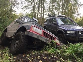 Off road 4x4 - kierowca - bydgoszcz - 3h