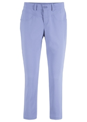 Spodnie  z bengaliny 78 bonprix jasny lawendowy