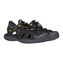 Sandały męskie keen solr sandal - czarny