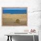 Szkocja, stonehaven, wybrzeże morza północnego - plakat premium wymiar do wyboru: 59,4x42 cm
