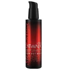 Tigi catwalk sleek mystique blow out balm - balsam wygładzająco - nawilżający do włosów 90ml