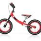 Milly mally young red rowerek biegowy pompowane koła + lampka led