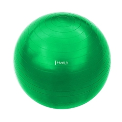 Piłka gimnastyczna yb01 65 cm zielona - hms