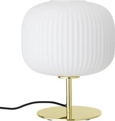 Lampa stołowa bloomingville złota