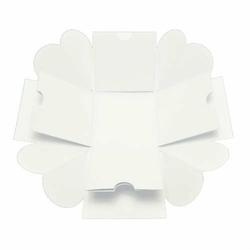 Wkładki do Exploding Box białe 10 cm GoatBox