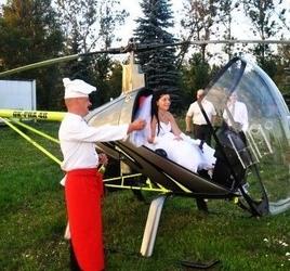Helikopter do zadań specjalnych - gliwice, rybnik, oświęcim, chrzanów