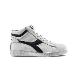 Sneakersy diadora game l high waxed - czarny