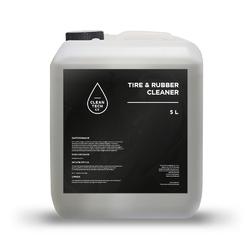 Cleantech tire  rubber cleaner – produkt do czyszczenia opon i elementów gumowych 5l