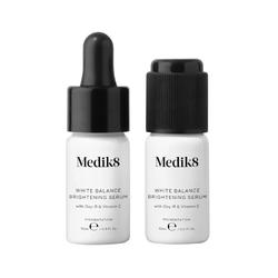 medik8 white balance brightening serum serum rozjaśniające z oxy-r i witaminą c 2 szt